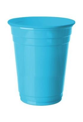 Kikajoy Plastik Meşrubat Bardağı Turkuaz