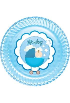 Kikajoy Roll-Up Karton Tabak Erkek Bebek