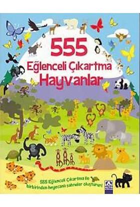 555 Eğlenceli Çıkartma: Hayvanlar