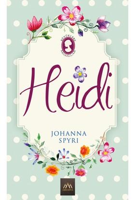 Heidi (Ciltli Özel Bez Baskı)