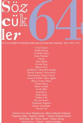 Sözcükler Dergisi (Sayı: 64)
