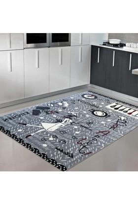 Saray Halı Ela 006 Mutfak Halısı 80 x 150 cm