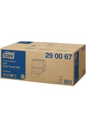 Tork Matic® Hareketli Havlu Advanced 150Mx6 Rulo (290067)