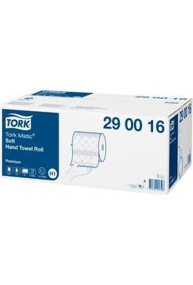 Tork Matic® Hareketli Havlu Premium 100Mx6 Rulo (290016)