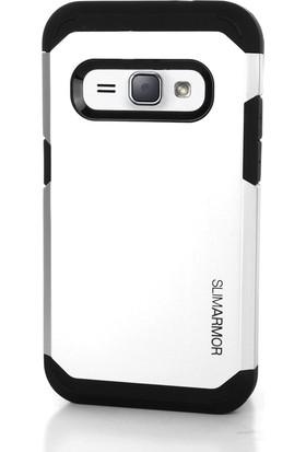 Gpack Samsung Galaxy J7 2016 Kılıf Slim Case Armor Kapak
