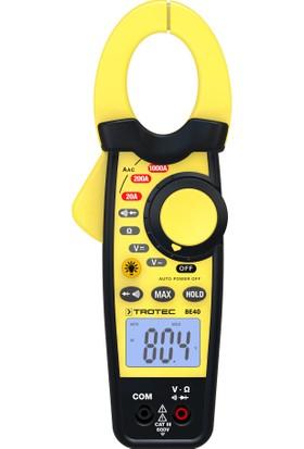 TROTEC BE40 Pens Ampermetre
