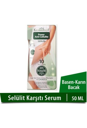 Krauterhof Anti Cellulite Serum 50 Ml