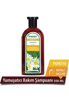 Tresan Papatya Yumuşatıcı Bakım Şampuanı 500 Ml - Boyalı Saçlar