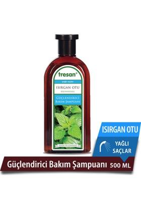 Tresan Isırgan Otu Güçlendirici Bakım Şampuanı – Yağlı Saçlar 500 Ml