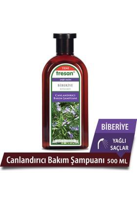Tresan Biberiye Canlandırıcı Bakım Şampuanı 500 Ml - Yağlı Saçlar