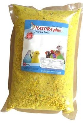 Natura plus 1 Kg Muhabbet Kuşu Poşet Mama