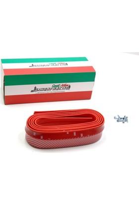 Simoni Racing Labbro Carbonio Rosso - Kırmızı Karbon Lip Smn102874