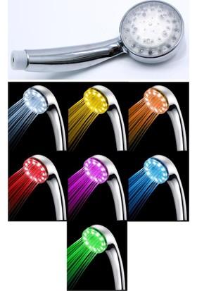 Homecare Pilsiz 7 Renk Değiştiren Duş Başlığı 091160