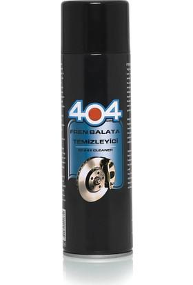 404 Motorsiklet Fren ve Balata Temizleme Spreyi 104934