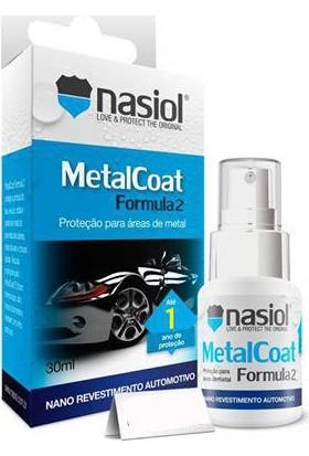 Nasiol™ Metalcoat™ Nano 1 Yıl Metal Yüzey Kaplama Su/Yağ İtici 09N031
