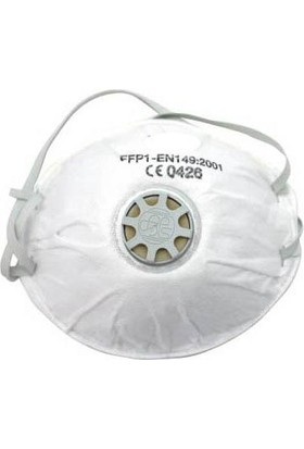 Mastercare Ventilli Toz Maskesi 102651