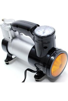 Carub Crb Işıklı Çelik Hava Kompresörü
