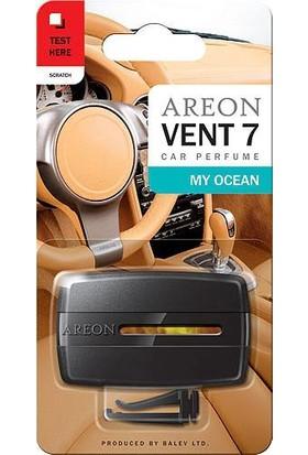 Areon Vent 7 Petek Kokusu My Ocean 104302