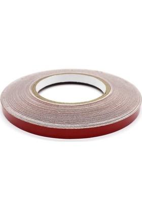 Modacar 0.5 Cm Genişlik Kırmızı Fosfor 10 Metre 540059