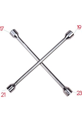 Sonax Bijon Anahtarı 17-19-21-23 Mm 571501