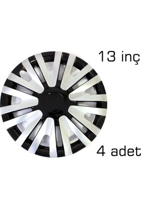 ModaCar 2S 13 İnç 2 Renkli Jant Kapağı Seti 104932