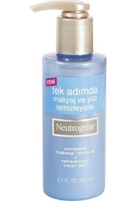 Neutrogena Tek Adımda Makyaj ve Yüz Temizleme Jeli 153 Ml