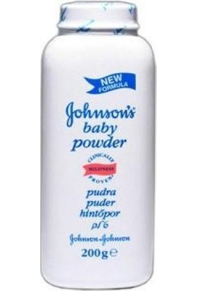 Johnsons Baby Powder Pudra 200 gr.