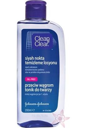 Clean&Clear Siyah Nokta Temizleme Losyon 200 Ml