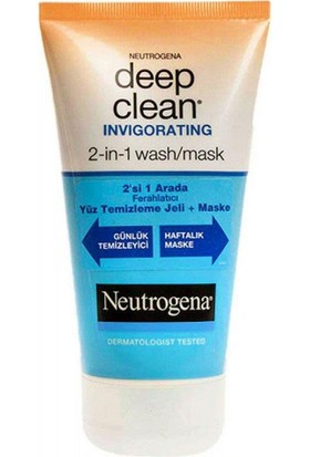Neutrogena Deep Clean Ferahlatıcı Maske