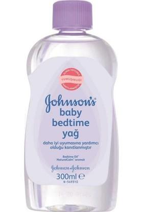 Johnsons Baby Yağ Bedtime 300 Ml