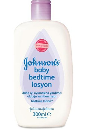 Johnsons Baby Badtime Losyon 300 Ml - Nemlendirici Losyon