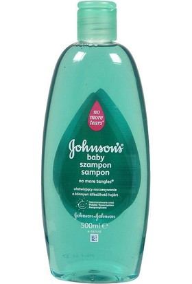 Johnsons Baby Kremli Şampuan 500 Ml - Bebek Şampuanı