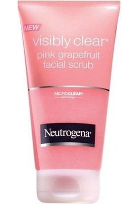 Neutrogena Pembe Greyfurt Günlük Peeling Jel 150 Ml
