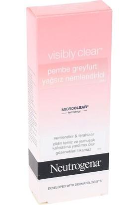 Neutrogena Visibly Clear Pembe Greyfurt Yüz Temizleme Jeli 50 Ml