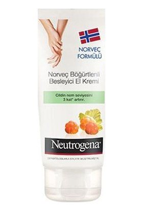 Neutrogena Norveç Böğürtlenli El Bakım Kremi 75 Ml