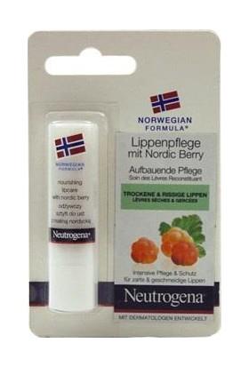 Neutrogena Norveç Böğürtlenli Dudak Nemlendiricisi 5 Ml