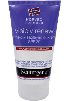 Neutrogena Visibly Renew El Bakım Kremi 75 Ml