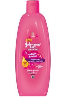 Johnsons Baby Işıldayan Parlaklık Serisi Şampuan 750 Ml