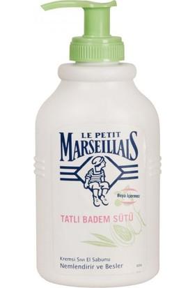 Le Petit Marseillais Tatlı Badem Sütü Sıvı Sabun 300 ml