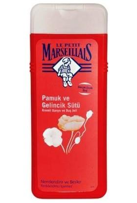 Le Petit Marseillais Gelincik Pamuk Sütü Duş Jeli 400 Ml