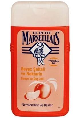 Le Petit Marseillais Duş Jeli Şeftali Ve Nektarin 250 ml