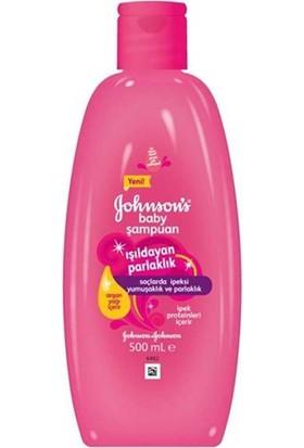 Johnsons Baby Işıldayan Parlaklık Serisi Şampuan 500 Ml