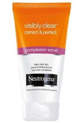 Neutrogena Visibly Clear Correct & Perfect Peeling Jel 150