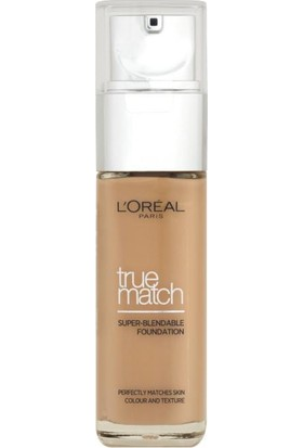 Loreal Paris True Match Fondöten C7 Ambre Rose