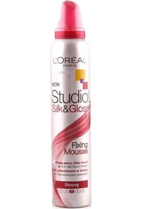 Loreal Paris Studio Line Silk & Gloss Volume