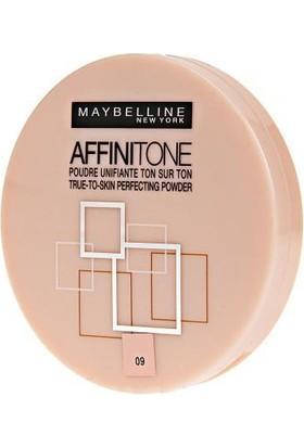 Maybelline New York Affinitone Powder 09 Opal Pudra