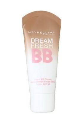 Maybelline New York Fondöten Dream Fresh BB Dark 30 Ml