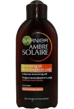 Garnier Ambre Solaire Yoğun Bronzlaştırıcı Yağ GKF2 200ML