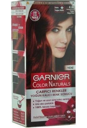 Garnier Çarpıcı Renkler 4/60 - Yoğun Koyu Kızıl Saç Boyası