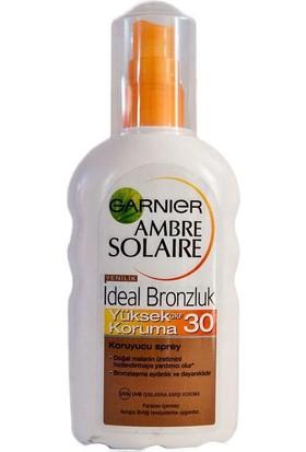Garnier Ambre Solaire Ideal Bronze Spf 30 200 Ml